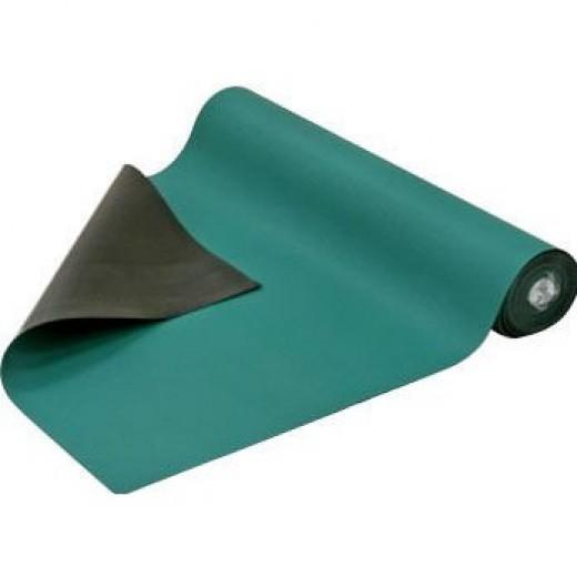 Thảm xanh tỉnh điện,chống bụi,dùng trải bàn,sửa chữa ép kính,trải nền làm xưởng 1m*60