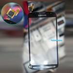 Cảm ứng Samsung Galaxy S4 Active i9295 i537