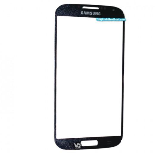 Kính Samsung Galaxy S4 Trắng Đen