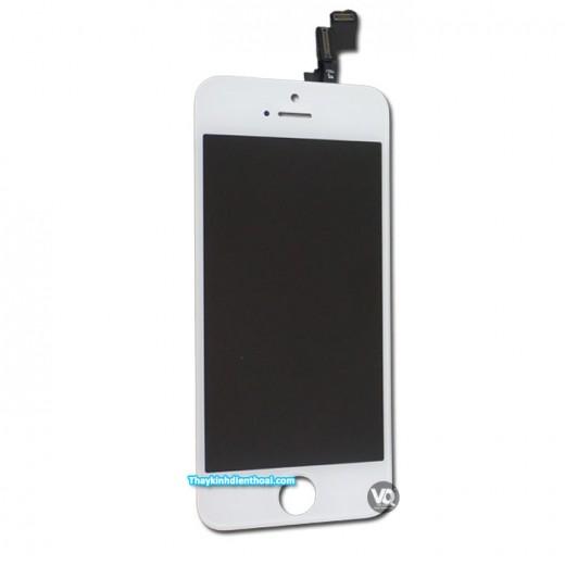 Màn hình iPhone 5  nguyên bộ zin  ép kính