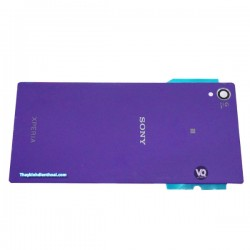 Nắp lưng Sony Xperia Z Trắng Đen Tím L36 LT36 C6602 C6603 SO-02E