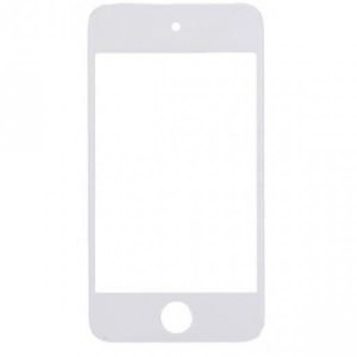 Kính Ipod Touch Gen 4 trắng