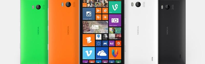 Thay kính điện thoại Nokia Lumia 730- 2 SIM Lấy Ngay HCM 750.000₫