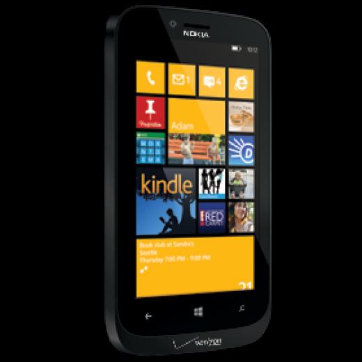 Thay kính điện thoại Nokia Lumia 822