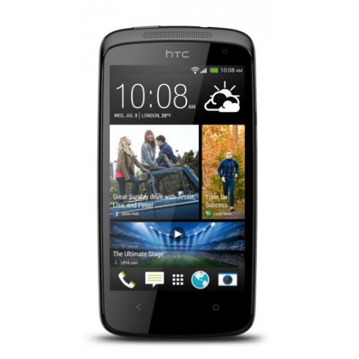 Thay mặt kính cảm ứng điện thoại HTC Desire 500 Dual Sim
