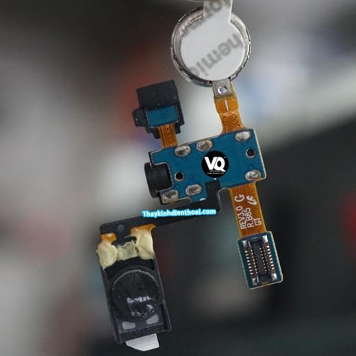 Dây nguồn tai nghe có loa & rung  Samsung Galaxy S2 i9100